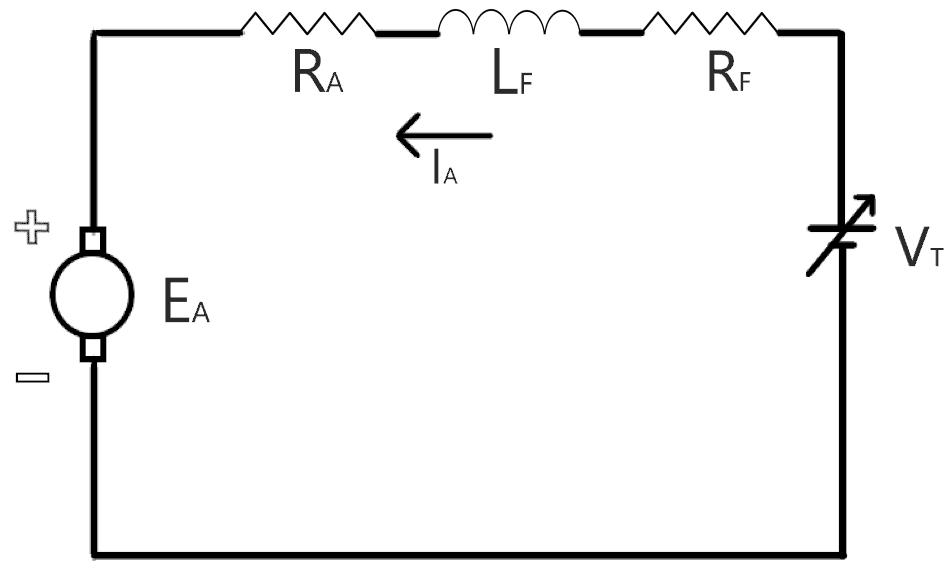 Armature Voltage Control Method on Shunt DC Motor